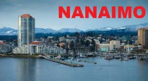 Aeiral Shot of Nanaimo