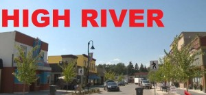 High River